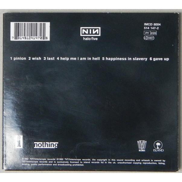 Broken (ep cd) by Nine Inch Nails - Nin, CD with aizenmyo - Ref ...