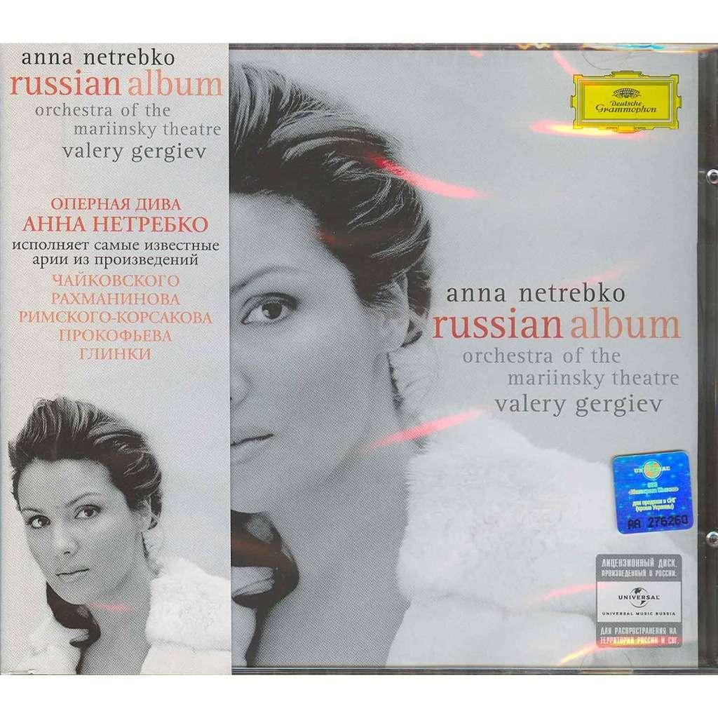 Anna Netrebko, Valery Gergiev Russian Album