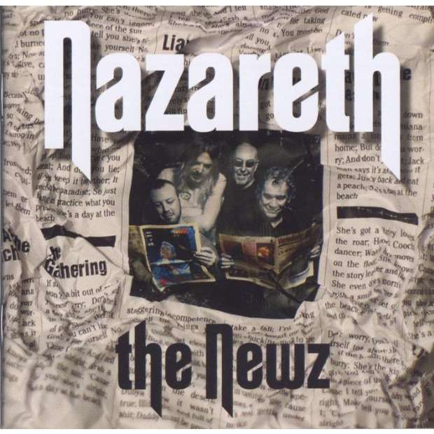 Nazareth The Newz Records Lps Vinyl And Cds Musicstack