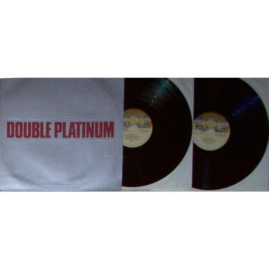kiss DOUBLE PLATINUM (HOLLAND 1978 21-TRK 2LP SET FULL ETCHED GATEFOLD PS)
