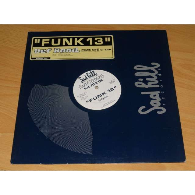 def bond funk 13
