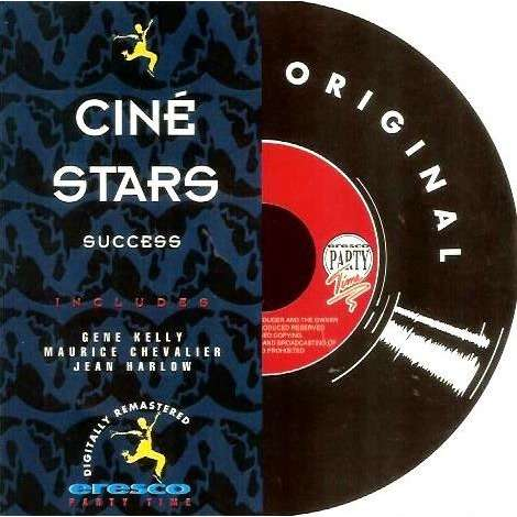 Harpo Marx / Vittorio De Sica / Dorothy Lamour Ciné Star : 24 Songs By 24  actors & actresses