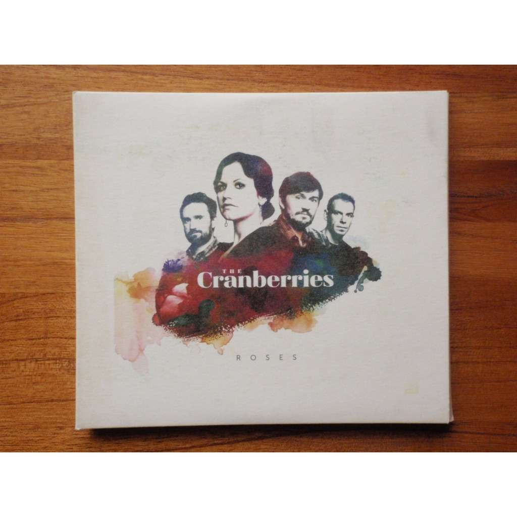 cd the cranberries roses