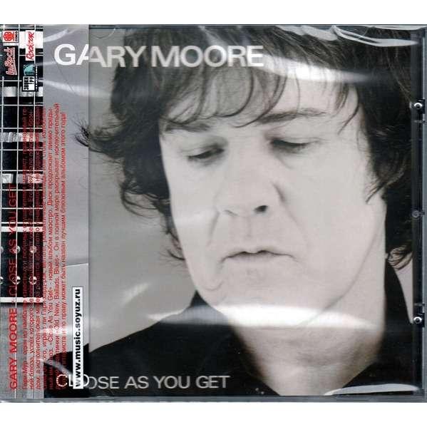 Close As You Get | CD (2007) von Gary Moore