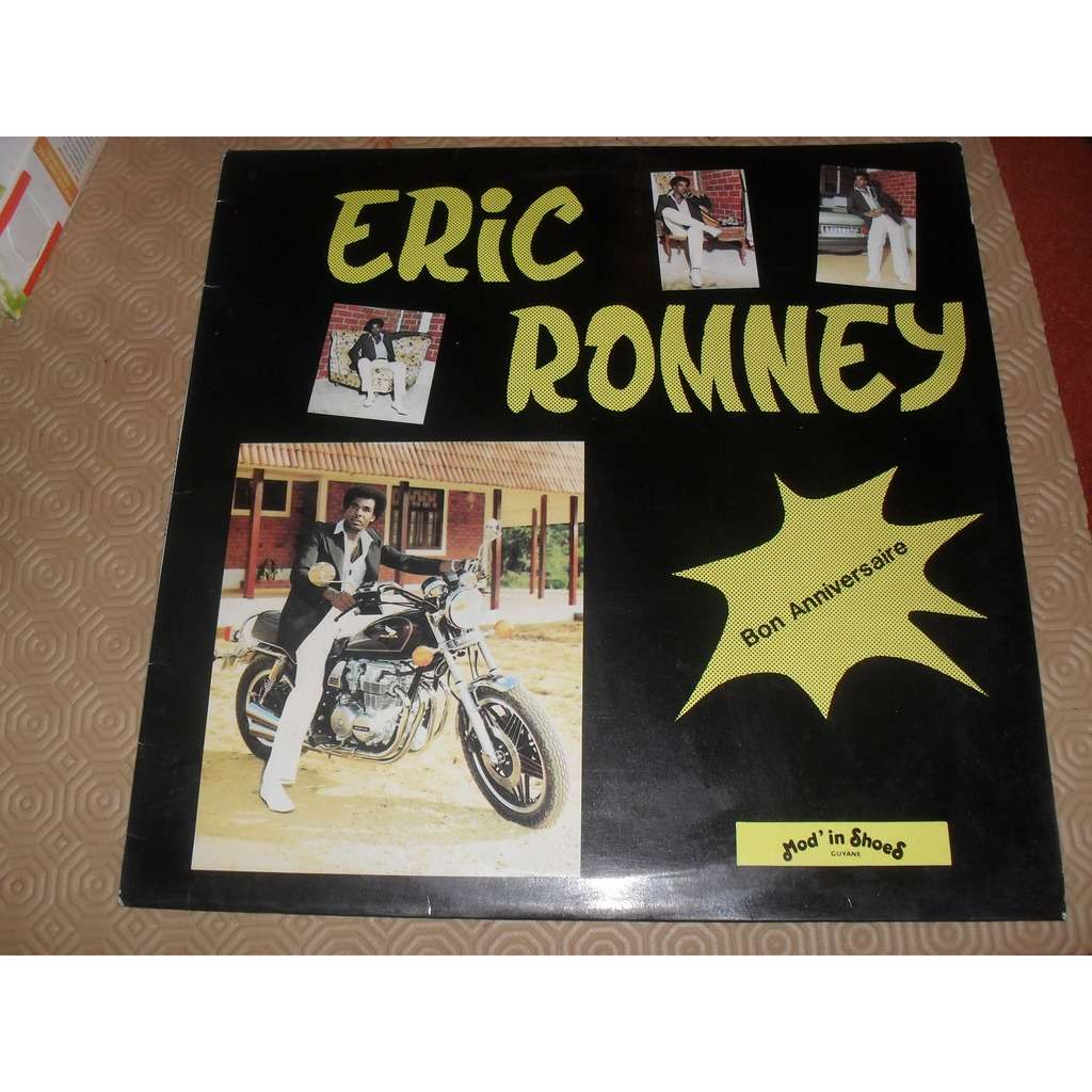 Anniversaire Eric.Eric Romney Bon Anniversaire