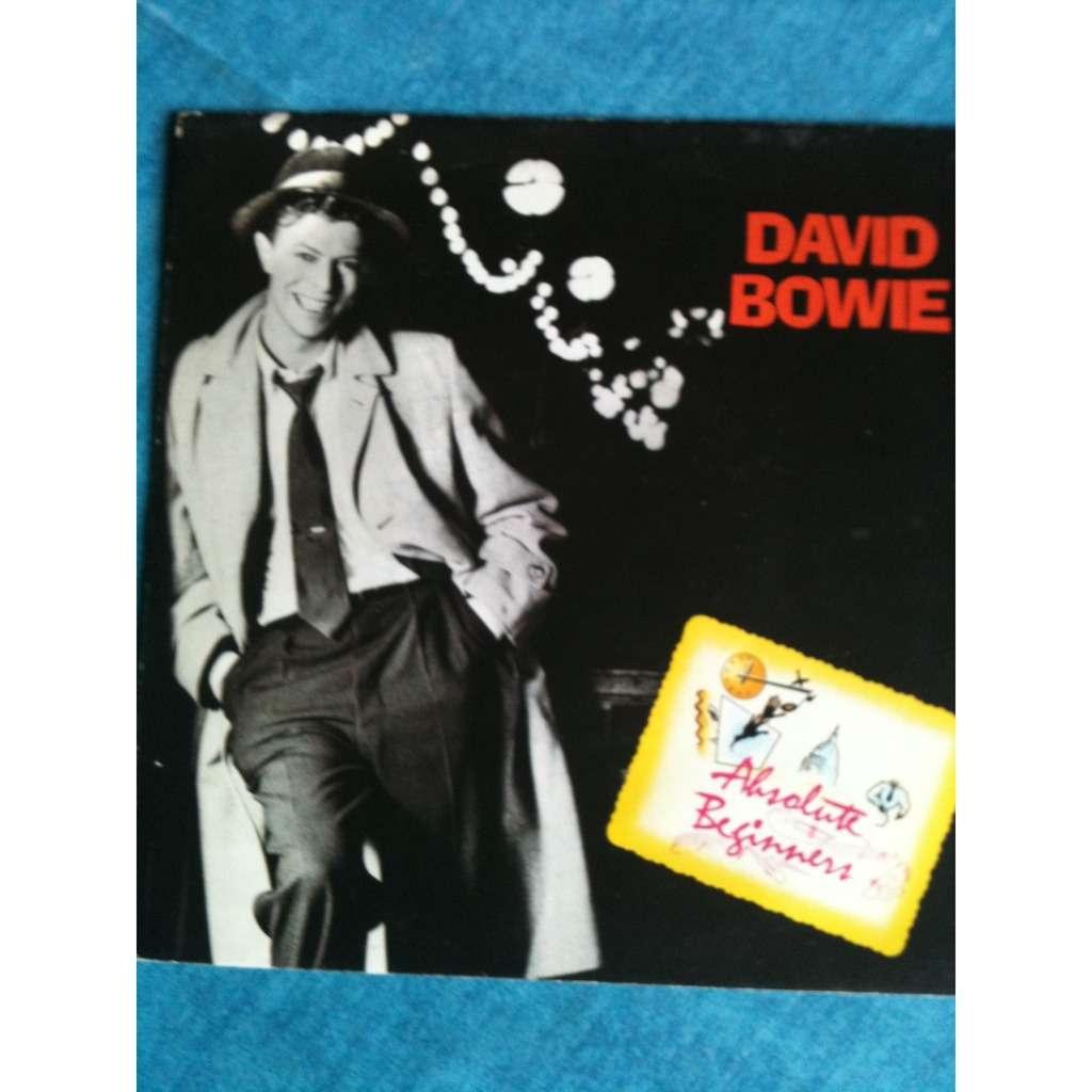 David BOWIE Absolute beginners