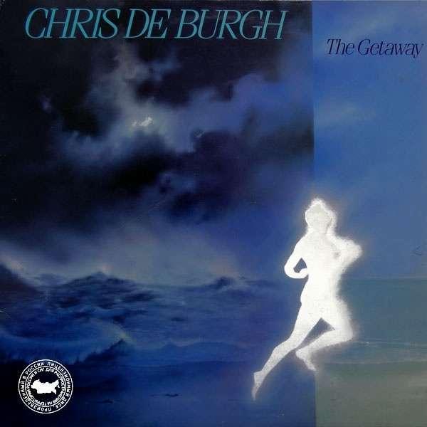 Chris De Burgh The Getaway Records Lps Vinyl And Cds