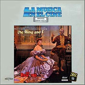 Richard Rogers The King And I