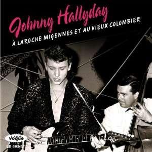 johnny hallyday a la roche migennes et au vieux colombier