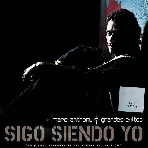 Marc Anthony Sigo Siendo Yo (Grandes Éxitos)