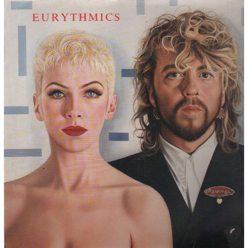 Revenge By Eurythmics Lp With Grigo Ref 117572741