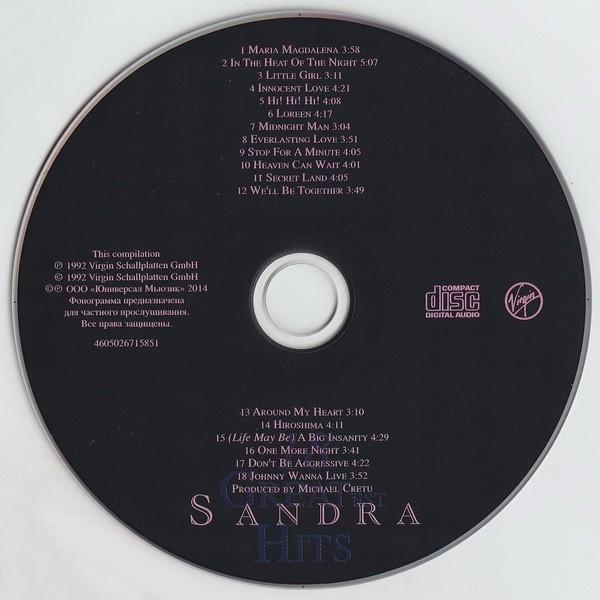Sandra - Greatest Hits 2