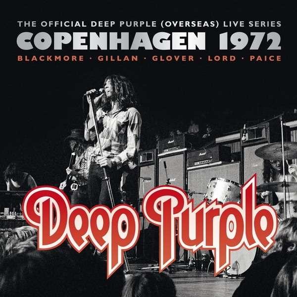 Deep Purple Copenhagen 1972