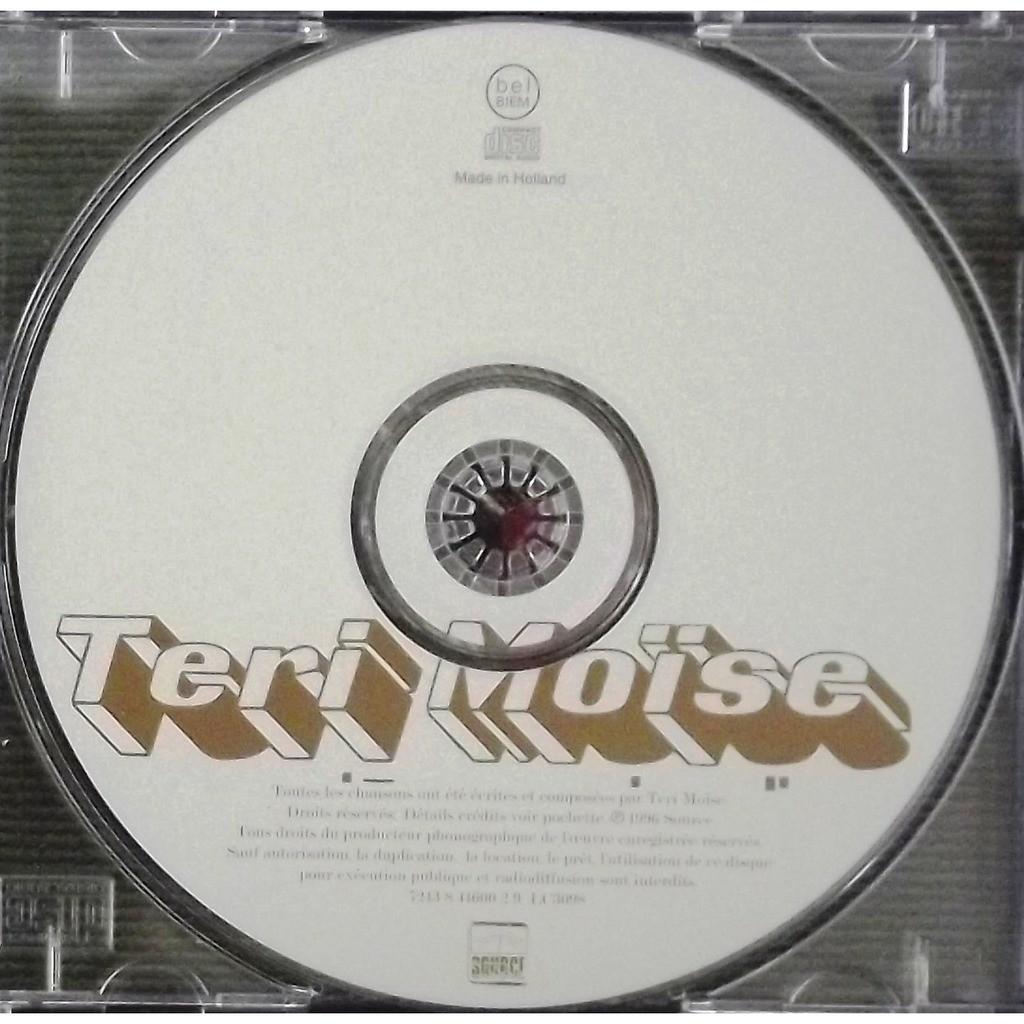 Teri Moise Les Poemes De Michelle Cd 10 Tracks By Teri Moïse Cd With Vinyl59