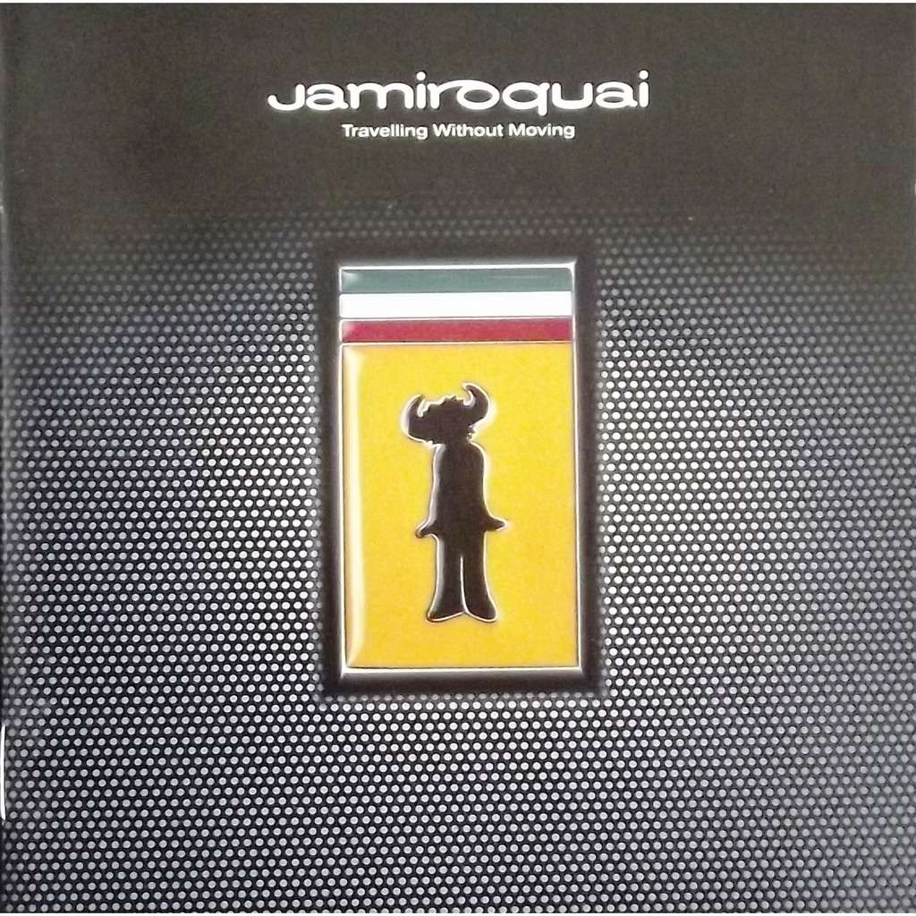 Travelling Without Moving Cd 12 Tracks By Jamiroquai Cd