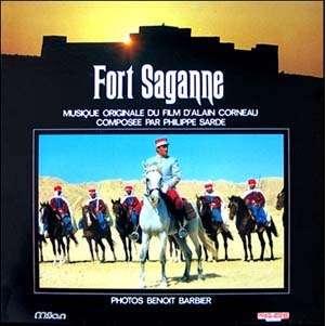 philippe sarde Fort Saganne