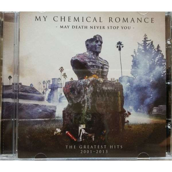My Chemical Romance May Death Never Stop You