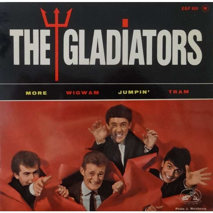THE GLADIATORS MORE