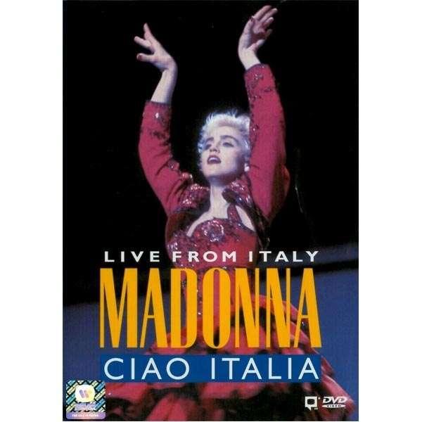 Madonna Ciao Italia: Live From Italy