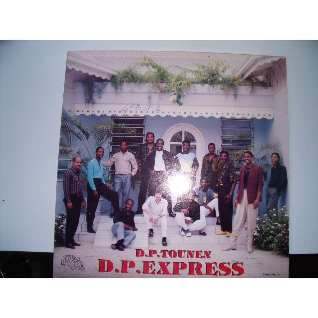 d.P. express d.p. tounen vol.11