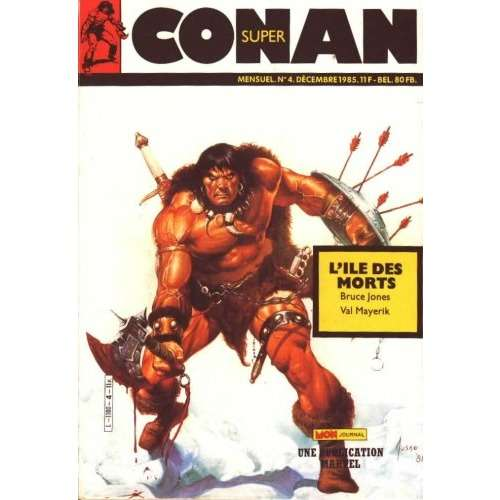 super conan mon journal super conan n°4
