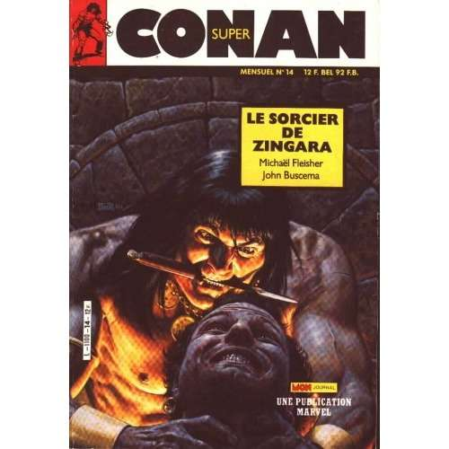 super conan mon journal super conan n°14
