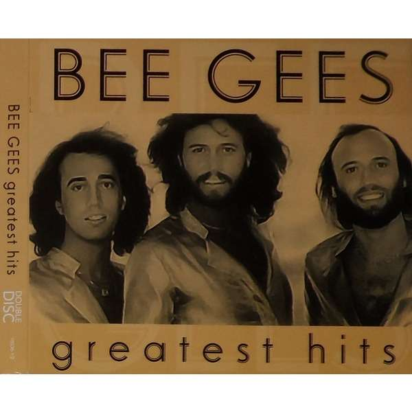 Recordhit: Greatest Hits By Bee Gees, CD X 2 With Techtone11