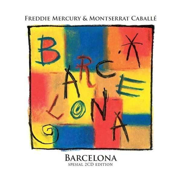 Barcelona Special Edition By Freddie Mercury