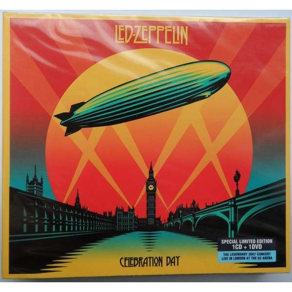 Led Zeppelin - Kashmir (Live from Celebration Day ...