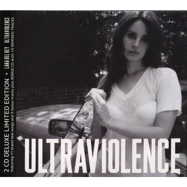 Ultraviolence By Lana Del Rey Cd X 2 With Techtone11