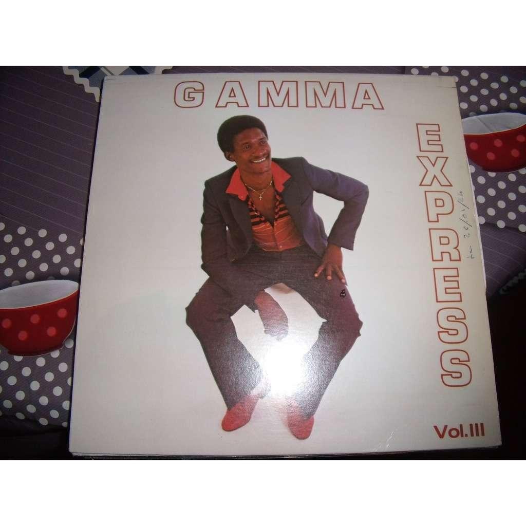 gamma express vol.III