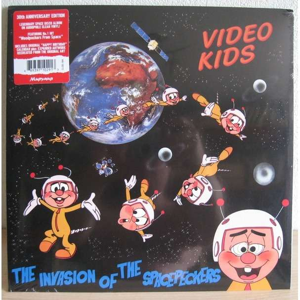 VIDEO KIDS THE INVASION OF THE SPACEPECKERS