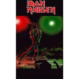 Iron Maiden Iron Maiden Live EP (UK 1981 original 7-trk live VHS Video EP unique ps)