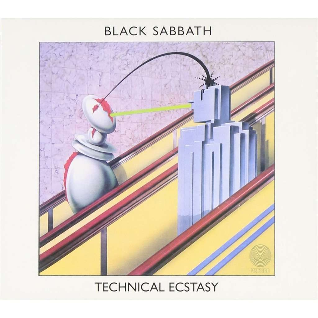 Black Sabbath Technical Ecstasy (CD) DIGIPACK -E.U