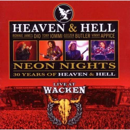 Heaven & Hell / Black Sabbath Neon Nights - Live At Wacken (cd)