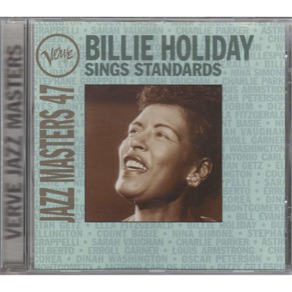Sings Standards Verve Jazz Masters 47 1995 By Billie