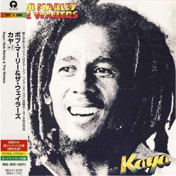 Bob Marley & The Wailers - Kaya. ( Mini Lp Papersleeve )