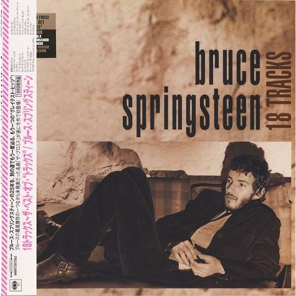 Bruce Springsteen - 18 Tracks CD