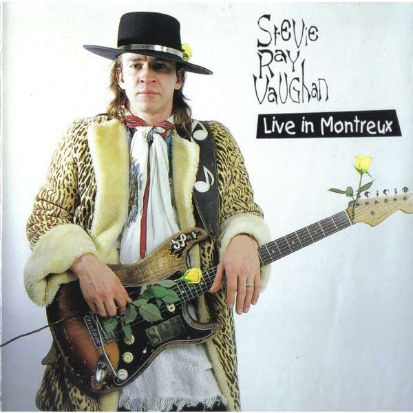 Stevie Ray Vaughan Live In Montreux Live Montreux Jazz