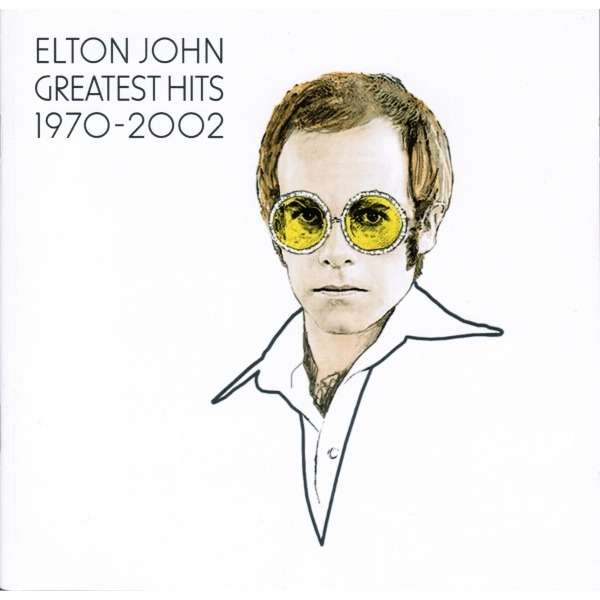 Greatest Hits 1970 2002 By Elton John Cd X 2 With