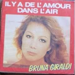BRUNA GIRALDI IL Y A DE L' AMOUR DANS L ' AIR
