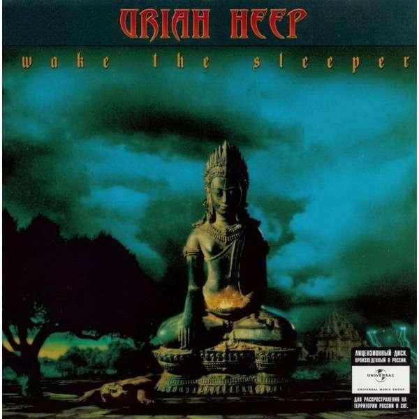 Uriah Heep Wake The Sleeper Records Lps Vinyl And Cds