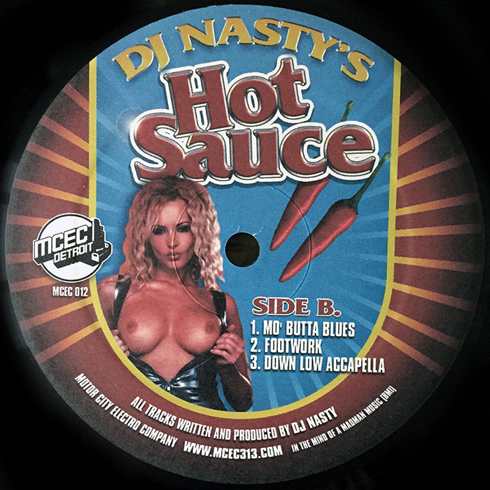 Dj Nasty Hot Sauce