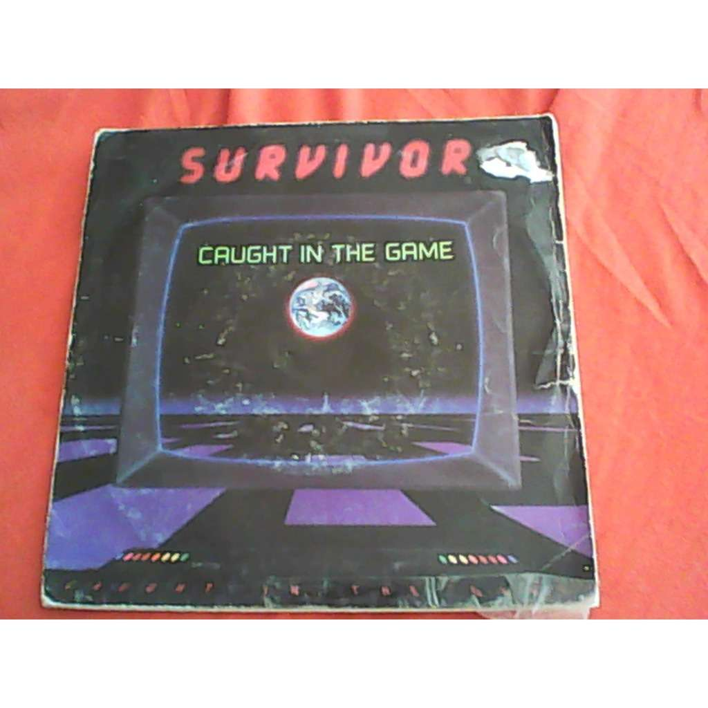 Survivor Caught in the game / slander