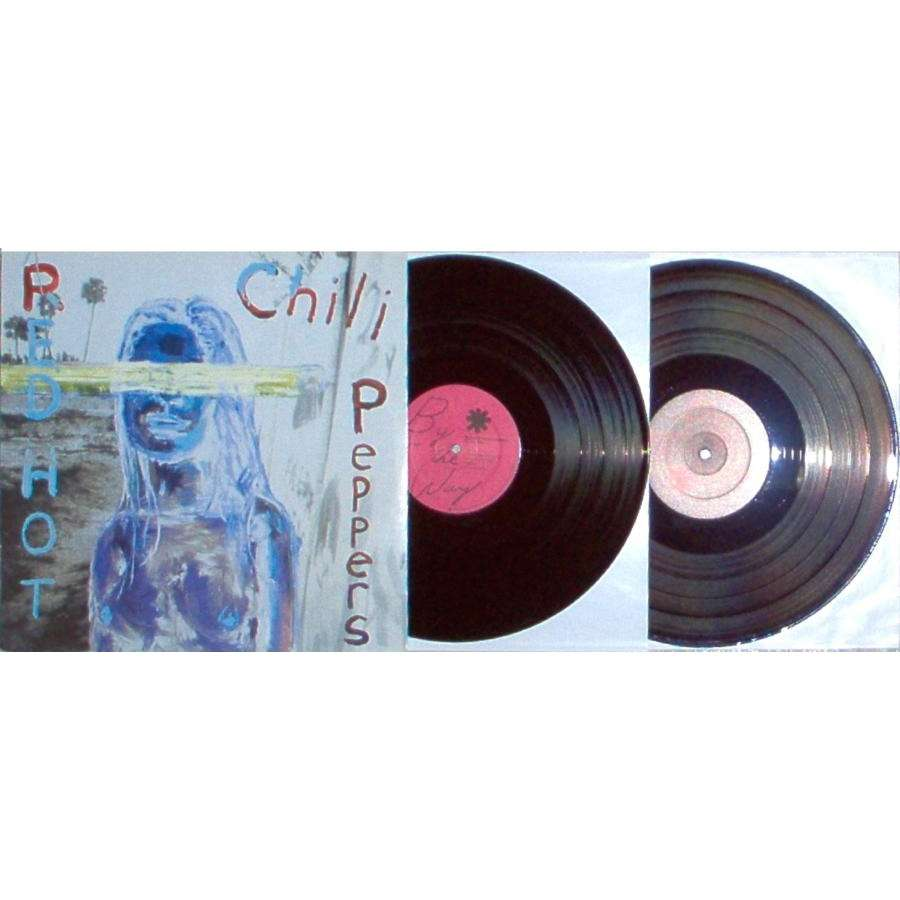 Red Hot Chili Peppers Bay The Way (German 2002 Ltd 16-trk 2LP set full ps)