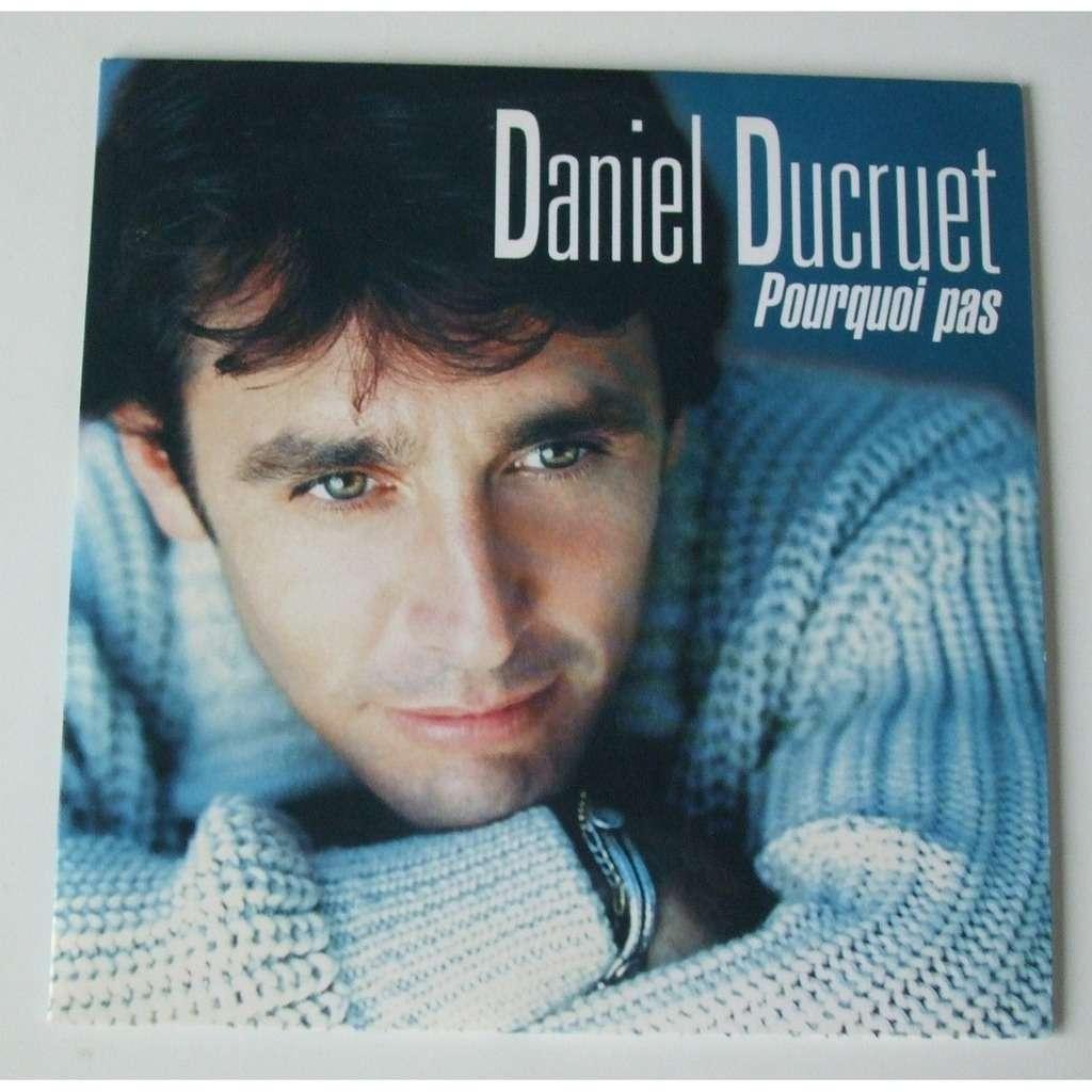 Daniel Ducruet Pourquoi pas