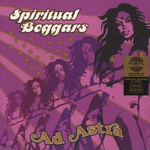 Spiritual Beggars Ad Astra (lp+cd) Ltd Edit Colour Vinyl -E.U