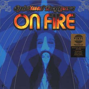 Spiritual Beggars On Fire (lp+cd) Ltd Edit Colour Vinyl -E.U
