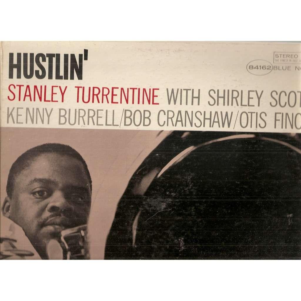 Stanley Turrentine Hustlin'