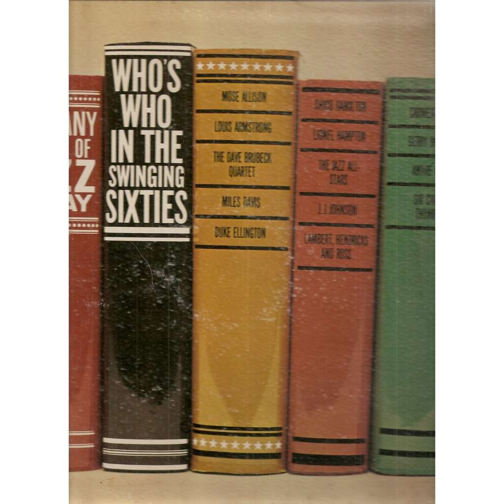 VARIOUS Who's Who In The Swinging Sixties